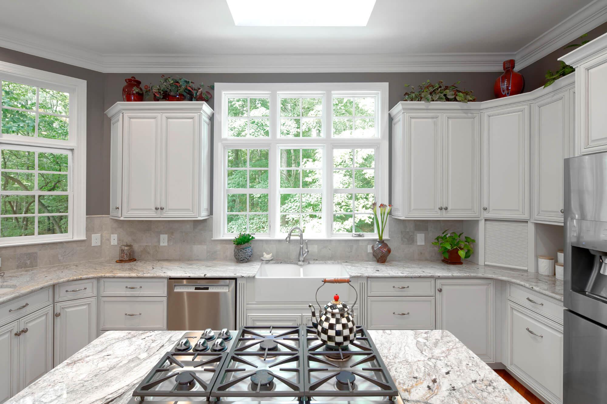 Zurbuch Construction - Feins Kitchen Window