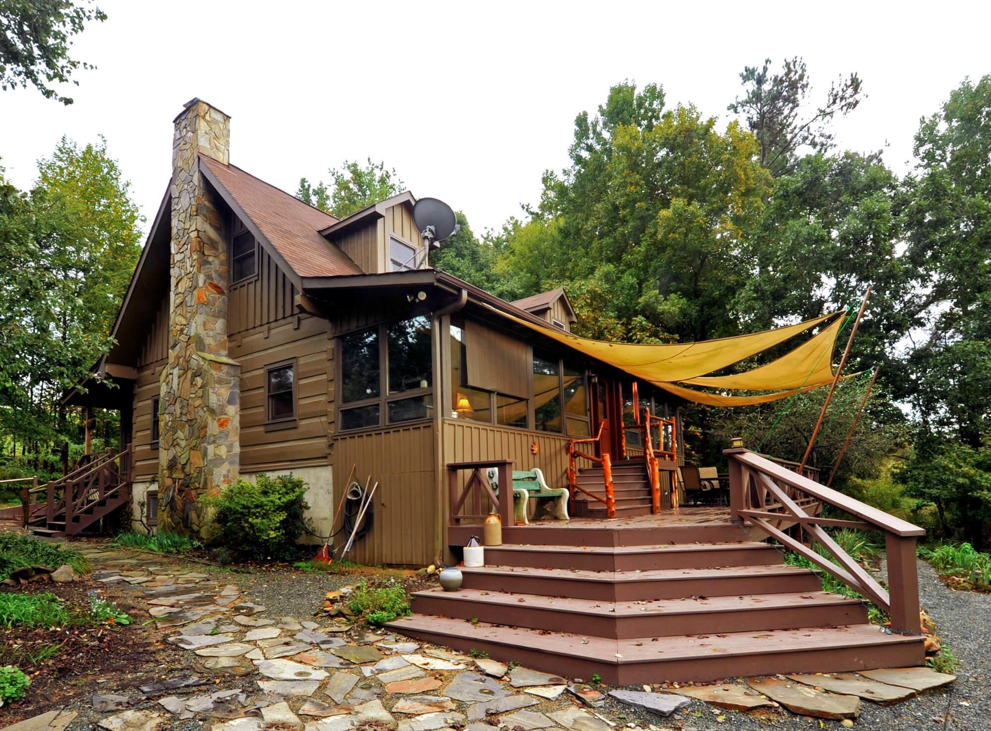 Zurbuch Construction - HeartStone Cabin 1