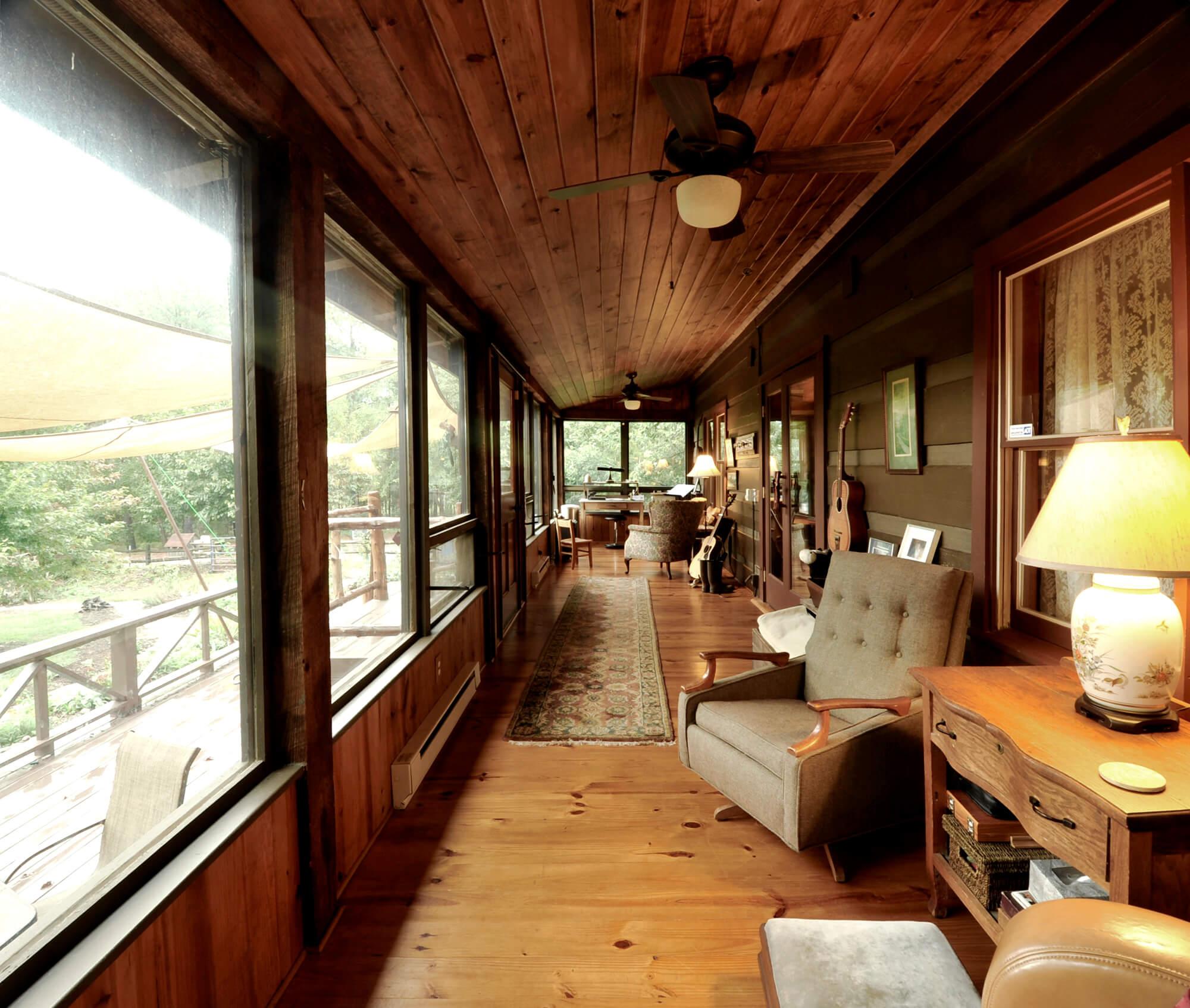 Zurbuch Construction - HeartStone Cabin 4