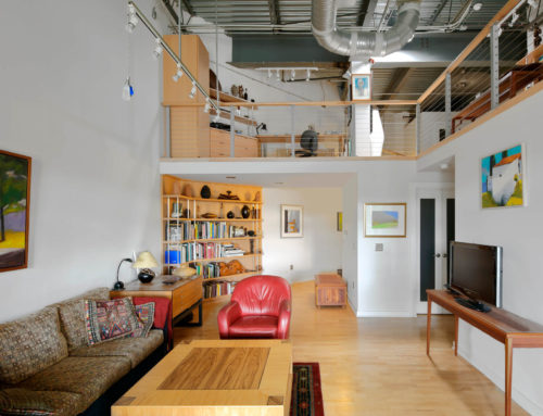 Neville Loft Apartment