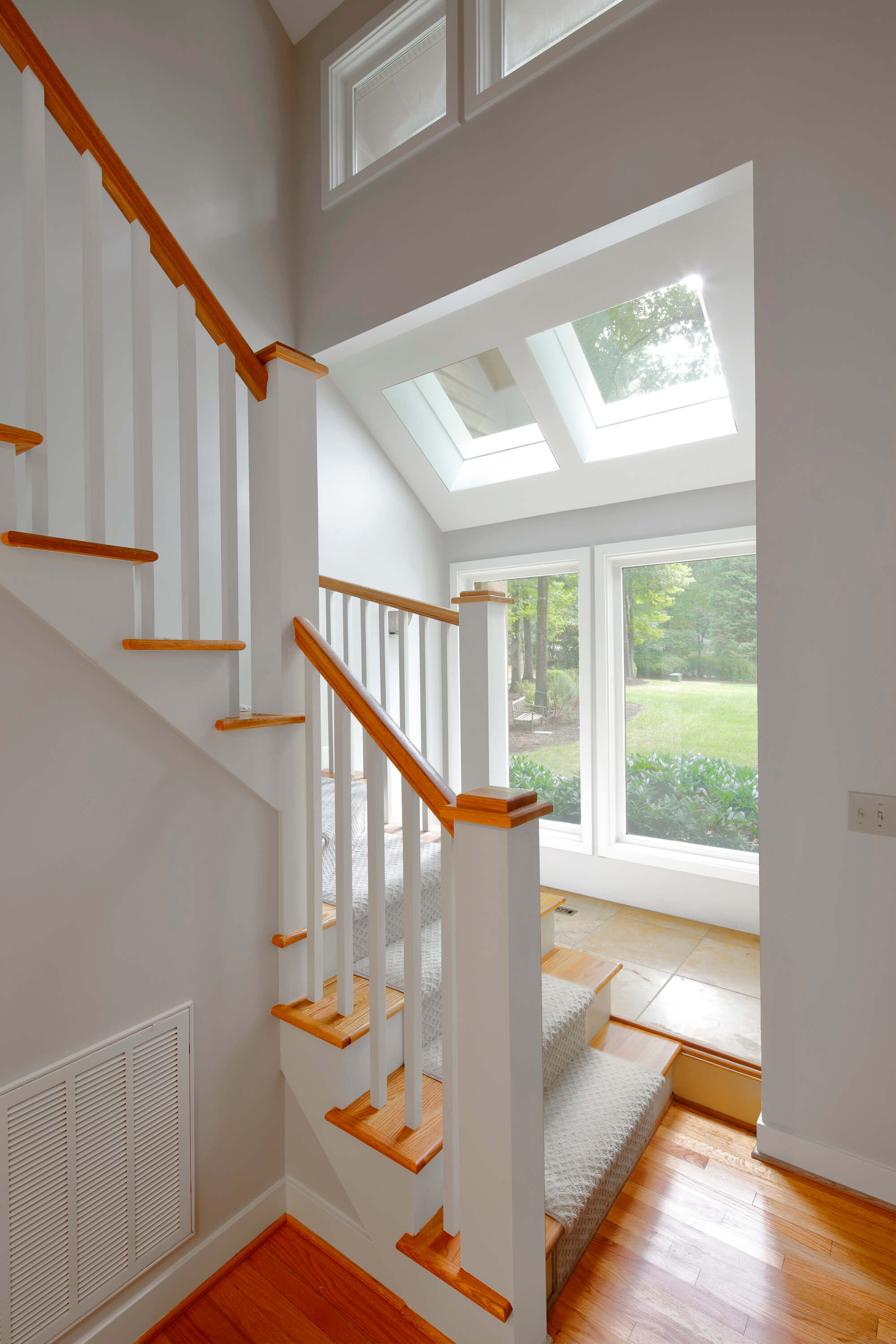 Zurbuch Construction - Rosen Stairs